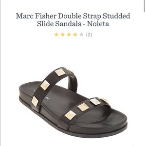 Marc Fisher Slide Sandals | NIB | Size 11